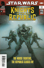 STAR WARS KNIGHTS OF THE OLD REPUBLIC #4 - Back Issue (S)