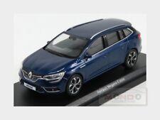 Renault Megane Estate 2016 Cosmos Blue NOREV 1:43 NV517790