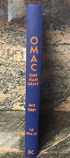 Bound Comics- Omac One Man Army; Issues 1-8; 1974-75 Bound By Herring&Robinson