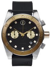 Electric DW02 PU Watch - Black / Gold - New