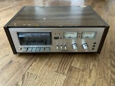 Vintage Pioneer CT-F7272 Stereo Cassette Tape Deck