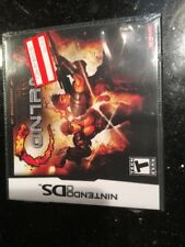 Contra 4 20th Anniversary Nintendo DS Brand New Factory Sealed