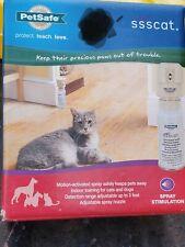 PetSafe SSScat motion Activated Spray Deterrent Dogs Cats Behavior Training