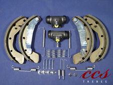 Bremsenkit hinten Bremsbacken Federn Bremszylinder Opel Corsa B C Tigra ohne ABS