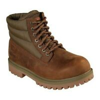Skechers Men's   Relaxed Fit Verdict Verno Field Boot