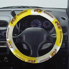 San-X Rilakkuma Auto Car Steering Wheel Cover / Handle Cover Protector (10c)