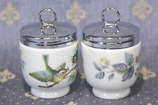 2 x Royal Worcester Egg Coddler