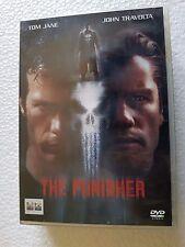 DVD USED THE PUNISHER - JOHN TRAVOLTA TOM JANE -