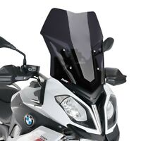 BMW S 1000 XR 2015 > 2016 CUPOLINO PUIG FUMÉ SCURO TOURING PARABREZZA