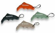 Simms Thirsty Trout Fly Fishing Tool - Bottle Opener Key Chain (Simms Green)