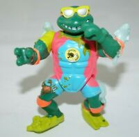 Vintage Playmates Toys TMNT Mike The Sewer Surfer Action Figure 1990