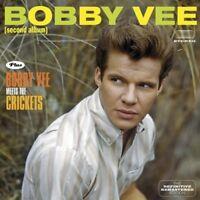 Bobby Vee - Bobby Vee + Bobby Vee Meets the Crickets [New CD] Spain - Import