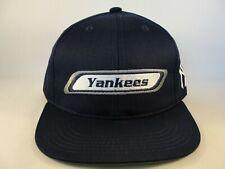 Kids Youth Size New York Yankees Underbrim Stamped Sample Vintage Snapback Hat
