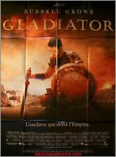 GLADIATOR Affiche Cinéma / Movie Poster 160x120 RUSSEL CROWE JOAQUIN PHOENIX