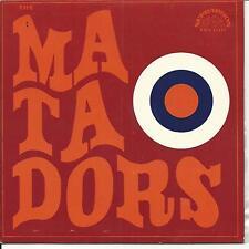 7'EP Matadors  >Farmer John+3<  CZECHOSLOVAKIAN BEAT 1967