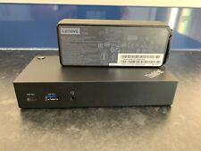Lenovo DK1633 ThinkPad Usb-c Docking Station