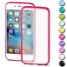 Back Cover Transparent Handyhülle TPU Bumper Handy Tasche Rückseite Schutz Hülle