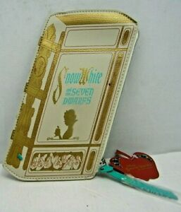 Besame Cosmetics Disney Snow White Book Makeup Bag