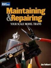 Maintaining and Repairing Your Scale Model Trains FREE SHIPPING IN CANADA USA…