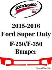 3M Scotchgard Paint Protection Film Bra 2015 2016 Ford Super Duty F-250 / F-350