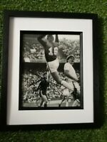 Nigel Spink (Aston Villa) Hand-Signed 10x8 Photo with COA 1982 European Cup