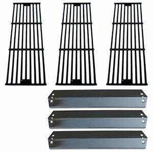 Parts Kit Replacement for Chargriller 3001 3008 3030 4000 Porcelain Steel Plate