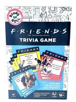 Friends The Television Series Trivia Game - 2 Or More Players Ages 16+ ~Cardinal