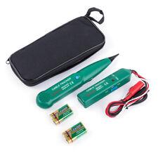 MASTECH MS6812 Cable Tracker Leitungssuchgerät Telefon-Kabel-Verfolger