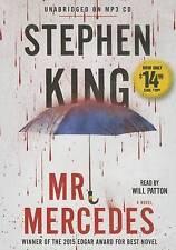 Stephen King MP3 Audio Books in English