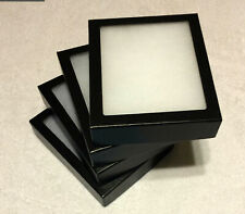 Display Case Reiker fossils jewellery valuable glass top removable pins A-Grade