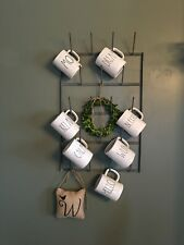 Coffee Mug Rack. French Bottle Drying Rack