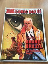 ZACK COMIC BOX 11  Die teuflischen Augen / Bruno Brazil