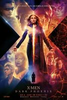 X-Men Dark Phoenix original XL Kinoplakat DIN A1 Poster Neu Sophie Turner
