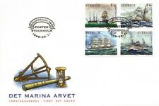 SWEDEN 1999 AUSTRALIA 99 EXHIBITION FIRST DAY COVER SHS
