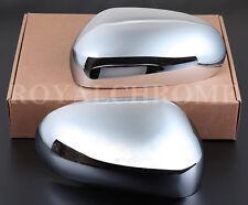 NUOVO CHROME PORTA ALA SPECCHIO copre Taglia per Jaguar X Type X400 2001-08