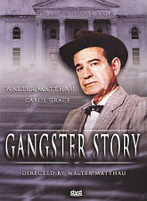 Gangster Story (2004, DVD) NEW SEALED