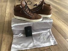 Guiseppe Zanotti Neu in Box Gr: 41 US8 New in Box Size 41 US 8 Lp. 790€  Leder