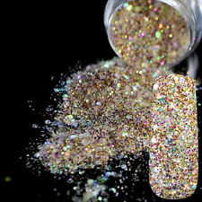 New 2017 5ml Nail Art Glitter Powder Dust Mixed Sequins Decoration Mix Col