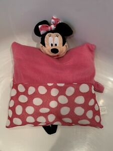 Minnie Mouse Fold Up Pillow Goodnight Girls