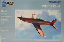 Pilatus PC-21 , 1:72, Plastikmodellbausatz , MPK Modellbau/Mk 72, NEU