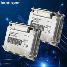 2X NEW 2008-2013 BMW 128i 135i Xenon HID Ballast Module Valeo 6G 63117180050