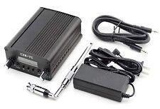 FM LCD 7W Transmitter Stereo PLL Broadcast Radio Station 76~108MHz full kit