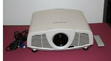 Mitsubishi WD3300U DLP Projector. with HDMI Inputs. New Lamp Installed