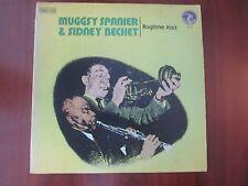Muggsy Spanier & Sidney Bechet - Ragtime Jazz LP Olympic Records OL-7113