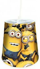 Kids Light Shade Ceiling Minion Childrens Lightshade Bedroom Boys Girls Room NEW