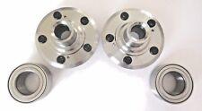Front Left & Right Wheel Hub & Bearing Set For HONDA CR-V 07-11 /ACURA RDX 07-09