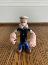 Popeye The Sailorman - Poopdeck Pappy Action Figure Series 2 Mezco 2001 Loose