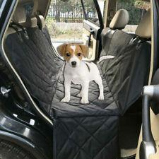 Pet Dog Rear Back Car Back Seat Cover Hammock Adjustable Mesh Cushion Protector