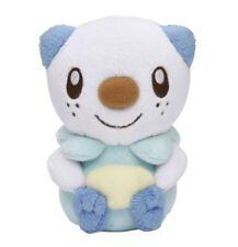 "Pokemon Canvas Pokemon Center Plush Doll ~ 4.5"" - Oshawott / Mijumaru"