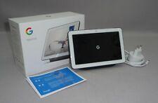 Google Nest Hub Carbon Sprachassistent Smart Speaker Display WLAN Bluetooth